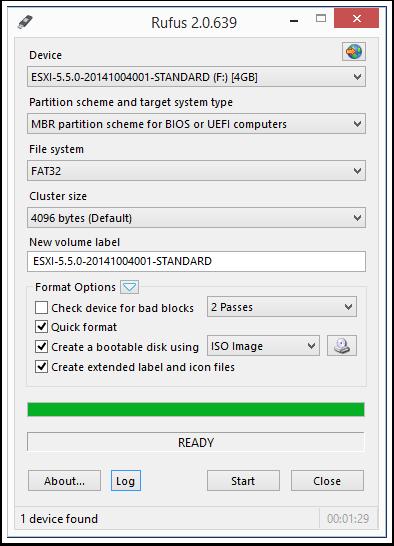 Usb Boot Windows Xp